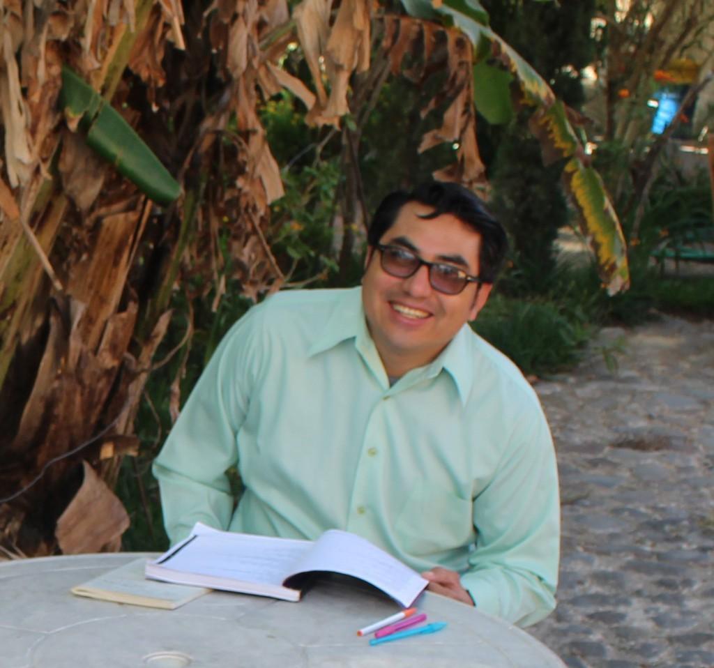 Alejandro Docent Online Spaanse Les